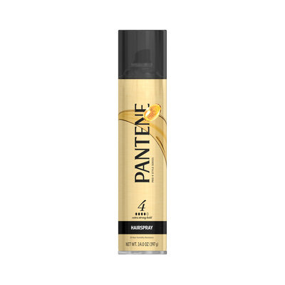 Pantene Extra Strong Hold Level 4 Hold Hairspray