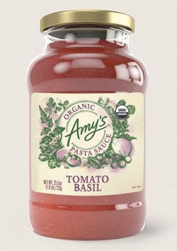 Amy's Kitchen Organic Tomato Basil Pasta Sauce