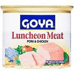 Goya Luncheon Meat