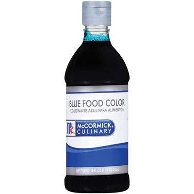 McCormick Culinary® Blue Food Color