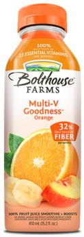 Bolthouse Farms Multi-V Goodness Orange