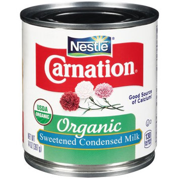 Nestlé® Carnation® Organic Sweetened Condensed Milk