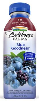 Bolthouse Farms Blue Goodness