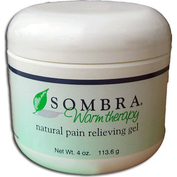 Grampas Garden Grampa's Garden - Sombra Warm Therapy Natural Pain Relieving Gel - 4 oz.