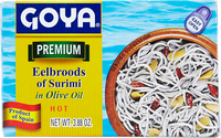 Goya Eelbroods of Surime in Olive Oil