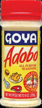 Goya Adobo All-Purpose Seasoning with Pepper