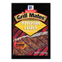 McCormick® Grill Mates® Peppercorn & Garlic Marinade