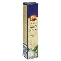 Napoleon Garlic Paste, 3.1-Ounce Tube (Pack of 6)