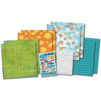 Karen Foster Design, Llc. Karen Foster Water Wonderland Page Kit, 12