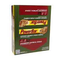 PowerBar Pure & Simple Energy Bars