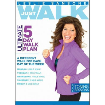 Leslie Sansone: Just Walk - Ultimate 5 Day Walk Plan (Widescreen)