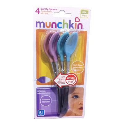 Munchkin White Hot Safety Spoons