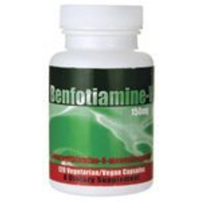 Benfotiamine-V 150 mg 120 Veg Caps