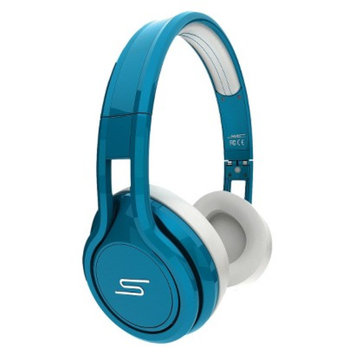 SMS Audio STREET by 50 Wired On-Ear Headphones - Teal