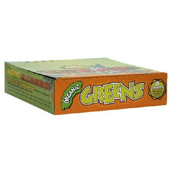ReBar 100% Organic Energy Bar, Veggie and Fruit, 1.76-Ounce Bars (Pack of 12)