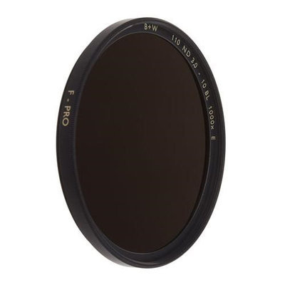 B + W 40.5mm #110 Neutral Density Glass Filter - 3.0 - 1000X with Single Coating