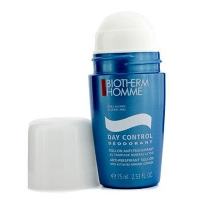 Men'S Skin-Biotherm - Homme Body Care-Homme Day Control Deodorant Roll-On (Alcohol Free)-75ml/2.53oz