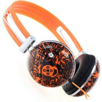 Addnice Moki Dome Headphones - Orange