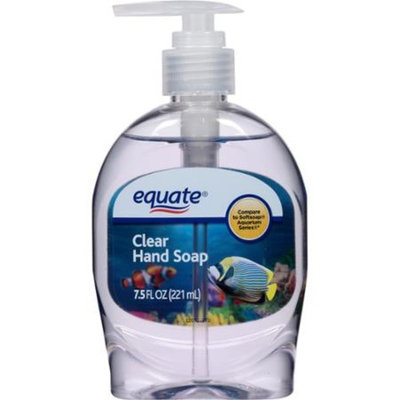 equate beauty Equate Clear Liquid Hand Soap, 7.5 fl oz