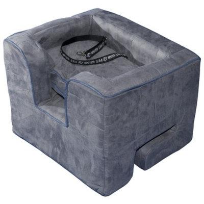 PetGear Booster Car Seat - Charcoal (Medium)