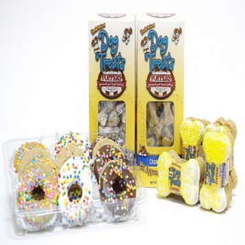 Foppers Pet Dogs will go Nuts for Donuts 174 pc Gift Set, 1 ea