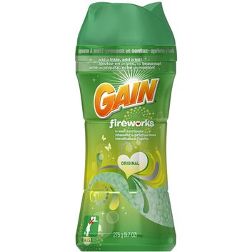 Gain Fireworks Original Scent In-Wash Scent Booster