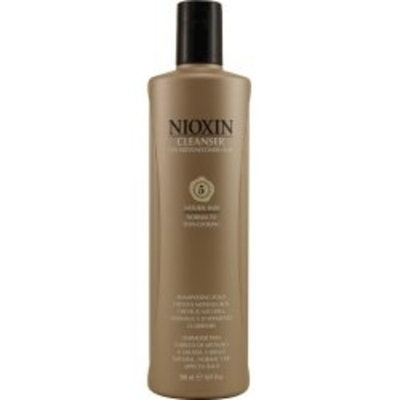 Nioxin Cleanser, System 5 (Medium to Coarse/Untreated/Normal to Thin-Looking), 16.9 Ounce
