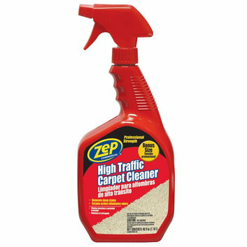 Zep Commercial Zep ZUCC2432 High-Traffic Carpet Cleaner - 32 oz.