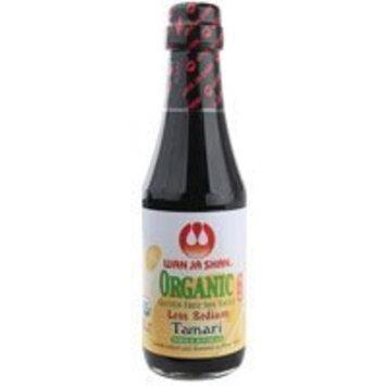Wan Ja Shan Organic Tamari Soy Sauce -- 10 fl oz