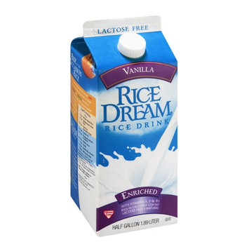 Rice Dream Rice Drink Vanilla