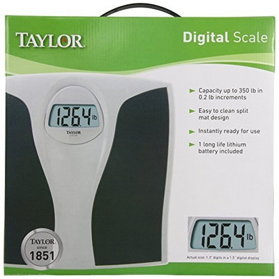 Taylor Taylor Digital Scale