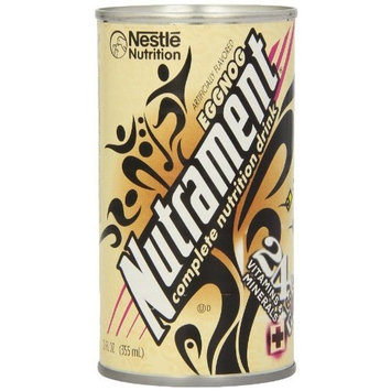 Nutrament Energy and Fitness Drink, Eggnog, 12 Ounce Cans (Pack of 12)