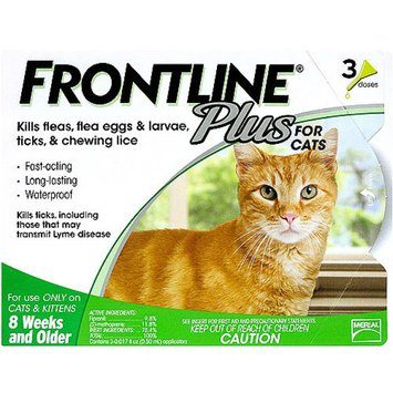 Frontline Plus Cats 8+ weeks