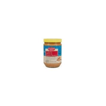 Arrowhead Mills Crunchy Peanut Butter No Salt (3x16 OZ)