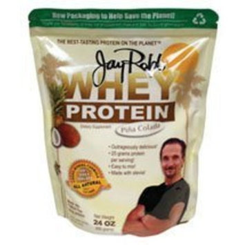 Jay Robb Whey Protein Pina Colada -- 24 oz