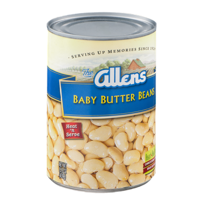 The Allens Baby Butter Beans