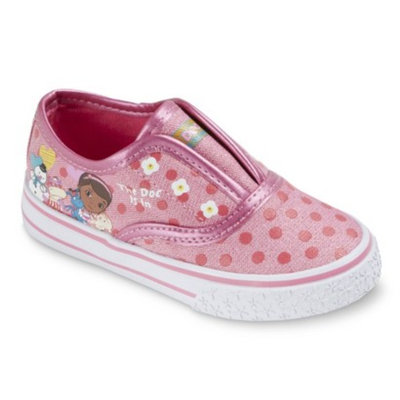 Disney Toddler Girl's Doc McStuffins Jogger Sneakers - Pink 8