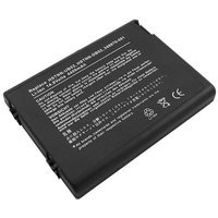 Laptop Battery Pros Replacement Battery for HP Business Laptops, Black