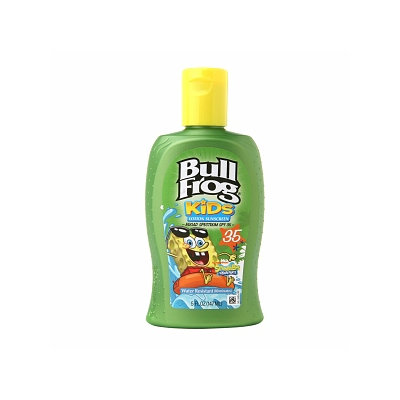 Bull Frog Kids Lotion SPF 35