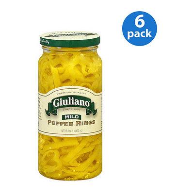 Giuliano Mild Pepper Rings