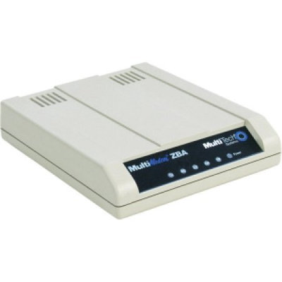 Multitech Systems MultiModem ZBA Desktop Business Modem