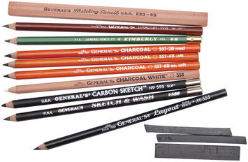 General Pencil Company GENERAL PENCIL Drawing Pencil Kit - GENERAL PENCIL CO