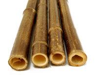 Backyard X-scapes, Llc Backyard X-Scapes Bamboo Poles Black 1
