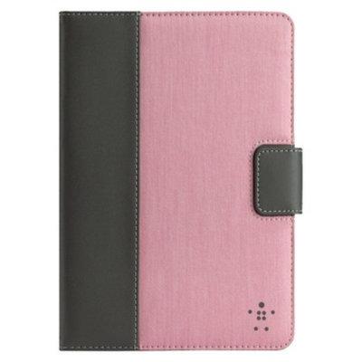 Belkin iPad Mini Chambray Folio - Pink (F7N004ttC03)