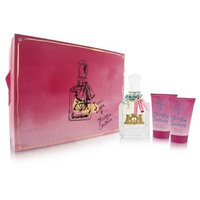 Peace Love and Juicy Couture by Juicy Couture for Women Gift Set, 3 Piece