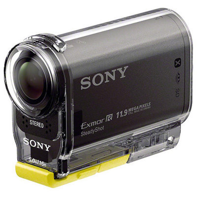 Sony Action Cam HDR-AS30V Camcorder with 1