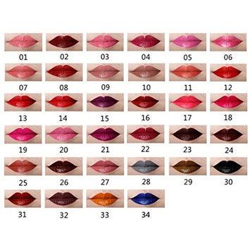 Sankuwen Waterproof Matte liquid lipstick Long Lasting lip gloss Qibest Lipstick