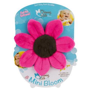 Blooming Bath Mini Bloom Scrubbie - Hot Pink