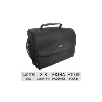 Turbofrog SLR Camera/Camcorder Case - Fits SLR Cameras and Compact Camcorders - T06-42045