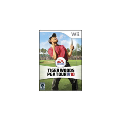 Electronic Arts Tiger Woods PGA Tour 2010 - Game Only